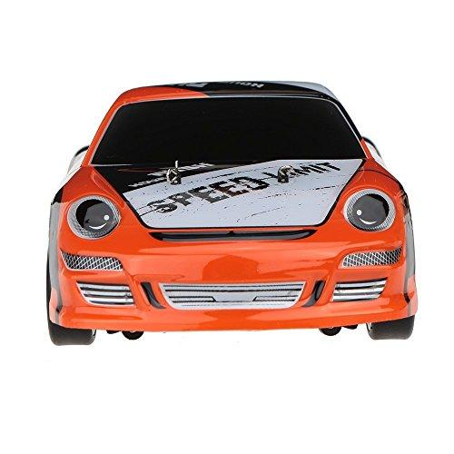 RC Auto kaufen Drift Car Bild 2: ZHAGOO Elektro Spielzeugautos A252, 2,4 G, Ma stab 1 24, 40 km h, 4 WD, RTR High Speed Funksteuerung, RC Drift Flat Sportwagen Spielzeug*