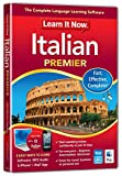 Learn It Now - Italian Premier (PC/Mac)