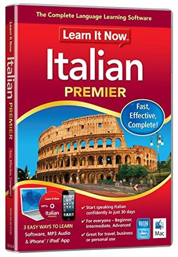 Learn It Now - Italian Premier (PC/Mac) Test