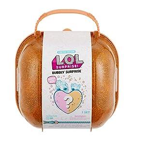 MGA Entertainment L.O.L. Surprise! Bubbly Surprise Orange - Muñecas, Femenino, Chica, Mascota de muñeca