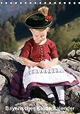Bayerischer Kinderkalender (Tischkalender 2014 DIN A5 hoch): Kalender mit Kindermotiven (Tischkalender, 14 Seiten)