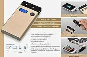 Magic Box premium Power Bank 10000 mAh