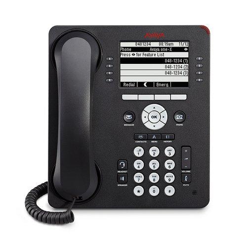 9608 IP Deskphone - VoIP-Telefon - H.323, SIP
