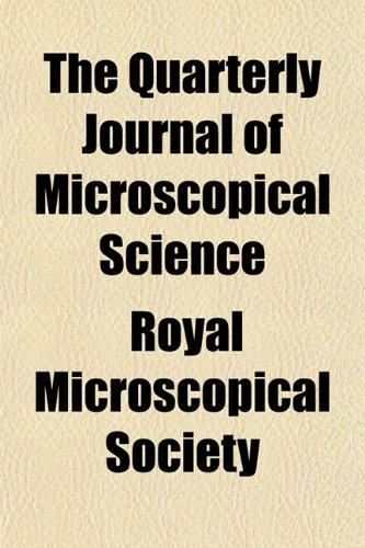 Quarterly Journal of Microscopical Science (Volume 5)