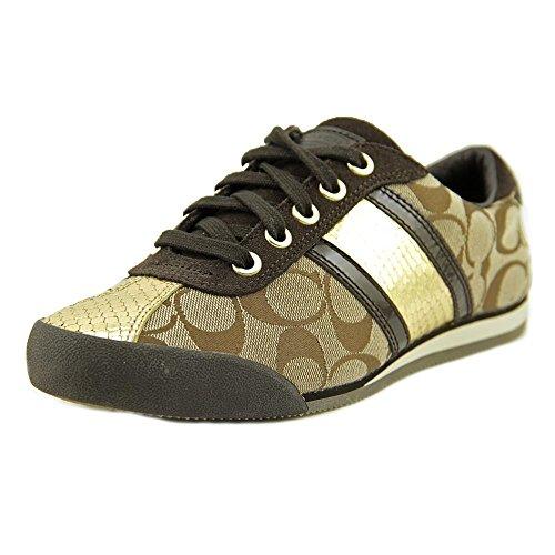 coach-meagan-donna-us-7-marrone-scarpe-ginnastica