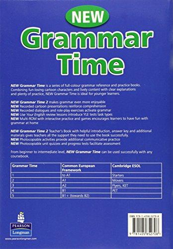 Grammar Time - Teacher's Book 2: Teachers Book Level 2