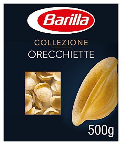 Barilla Hartweizen Pasta Collezione Orecchiette Pugliesi, 15er Pack (15 x 500 g)