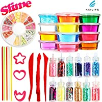 Magic Set Slime Kids Toys Children Educational Toys Childrens Toys Kcilife® Pack of 12 Color