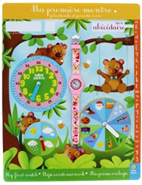 Baby Watch Kinder-Armbanduhr Abc