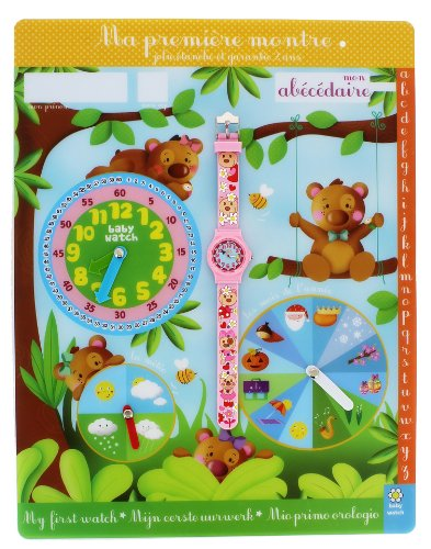 Baby Watch Abc Ourson