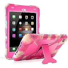 iPad Mini 4caso, ACEGUARDER para niños Smart resistente [pantalla] [Multicolor] carcasa con resistente protección [a prueba de golpes] [Dropproof] función Tablet kiskstand duro para iPad Mini 4? 2014versión?