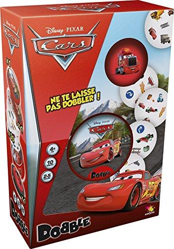 Asmodee - DOBCARS01 - Jeux d'action et de réflexe - Dobble - Cars