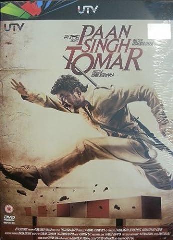 Paan Singh Tomar . Bollywood Film mit Irrfan Khan. Sprache: Hindi, Untertitel: Englisch. (Aishwarya Rai Filme)