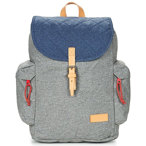 EASTPAK AUSTIN BACKPACK (QUILT GREY)