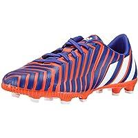 adidas - Predator LZ FG World Cup - M19888 - Colore: Nero-Bianco - Taglia: 40.0
