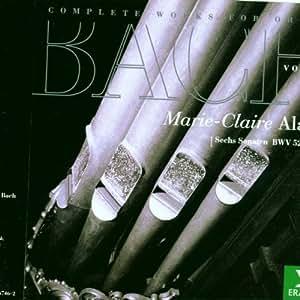 Bach - Organ Works, Vol.13