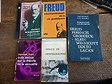 lot de 5 livres de et sur Sigmund Freud : essais de psychanalyse - cinq leçons sur la psychanalyse suivi de contribution à l'histoire du mouvement psychanalytique - Psychopathologie de la vie quotidienne - trois essais sur la théorie de la sexualité - introduction aux œuvres de Freud ( entre autres ... ) sous la direction de J-D.Nasio
