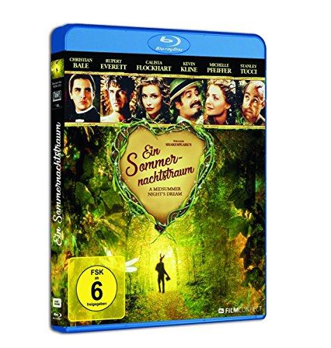 Ein Sommernachtstraum [Blu-ray]
