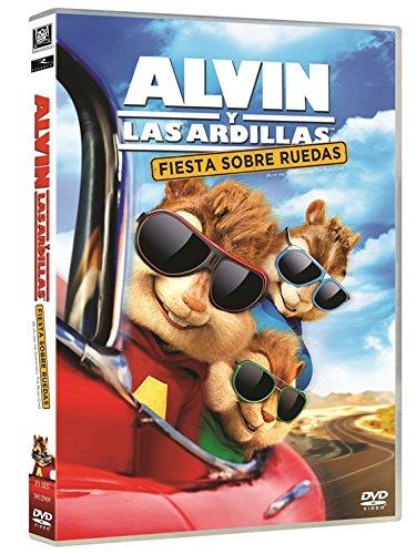 Alvin Y Las Ardillas. Fiesta Sobre Ruedas [DVD]