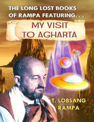 My Visit to Agharta: The Long Lost Books Of Rampa by Rampa, T Lobsang (2003) Paperback