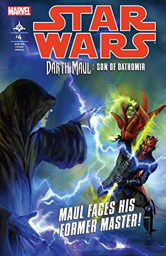 Star Wars: Darth Maul - Son of Dathomir (2014) #4 (of 4)