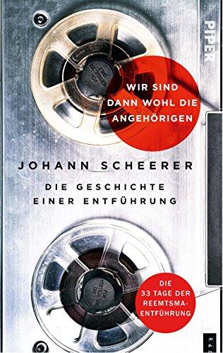 Buchseite und Rezensionen zu 'Die Geschichte einer Entführung' von Johann Scheerer