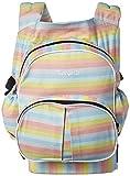 STUFF 4 MULTIPLES TGROO4 Twingaroo Double Baby Carrier- Rainbow Edition, mehrfarbig