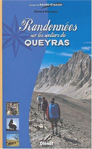 Randonnes sur les sentiers du Queyras de Richard Wacongne (24 mars 2004) Broch