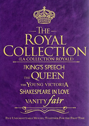 The Royal Collection (The King's Speech / The Queen / The Young Victoria / Shakespeare in Love / Vanity Fair) -