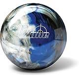 Bowlingball Bowlingkugel Brunswick T-Zone Cosmic - Indigo Swirl, Gewicht in lbs:15 lbs