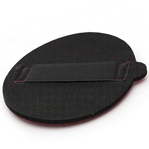 15,2cm 150mm flexible à la main ponçage Support avec crochet et boucle Interface,