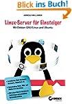 Linux-Server für Einsteiger: Mit Debi...
