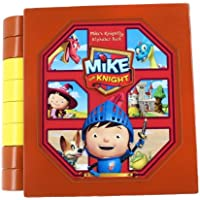 Inspiration Works Mike the Knight Knightly Alphabet Book