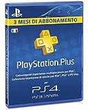 Playstation Plus Card 3 mesi