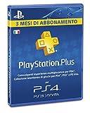 PlayStation Plus Card: Sottoscrizione 90 Giorni - Sony - amazon.it