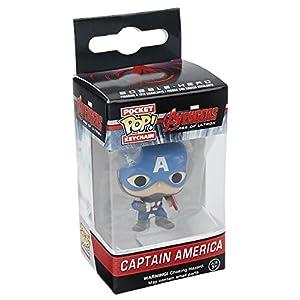 Funko Pop Capitán América (Los Vengadores – La Era de Ultron) Funko Pop Los Vengadores
