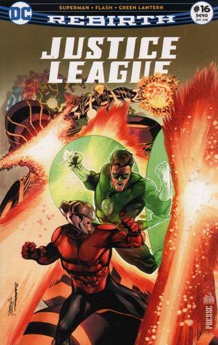 Justice League Rebirth 16 Les néo-dieux sont condamnés ! par Collectif