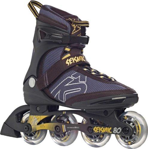 K2 Herren Inline Skate Seismic 80