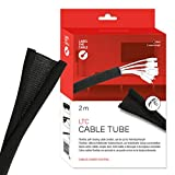 Label-the-cable tube cache-câbles, gaine protège-câbles, guide-câbles: gaine...