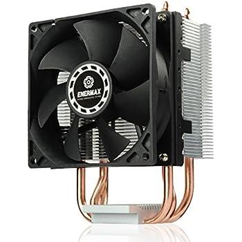 Enermax ETS-N30II Ventilateur de processeur Noir