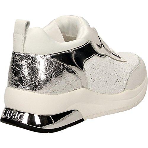 LIU JO B18013 T2026 Sneakers Donna Bianco 38
