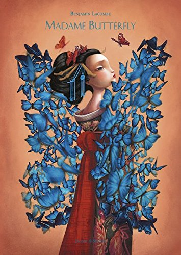 Buchcover Madame Butterfly