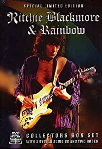 Ritchie Blackmore - Collectors Box Set (+ Audio-CD) [Limited Edition] [2 DVDs]