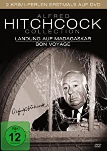 Alfred Hitchcock - Landung auf Madagaskar & Bon Voyage