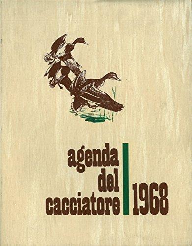 Agenda del cacciatore 1968.