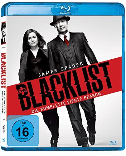 The Blacklist - Season 4 [Blu-ray]