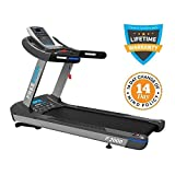 FreeForm F2000 6 HP Commercial Treadmill 22 km/h 18 Levels Lifetime Frame 10