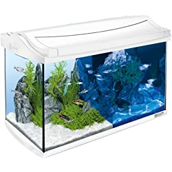 Tetra Acuario AquaArt LED 60 l Blanco 60 L white