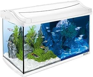 Tetra 244900 AquaArt Aquarium en kit complet avec LED Blanc 60 l