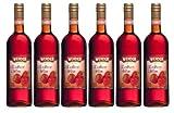 WERDER 6 x Erdbeer Wein 0